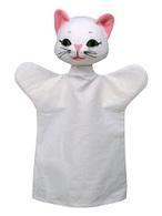 Kočička bílá
