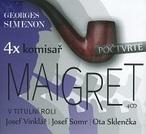 4 x komisař Maigret počtvrté