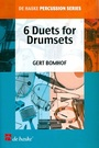 6 Duets for Drumsets