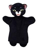 Kočička černá