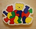 Tři medvídci