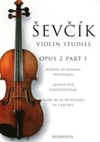 Violin Studies Opus 2