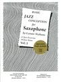 Basic Jazz Conception for Saxophone