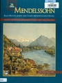 24 songs Mendelssohn