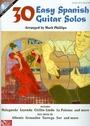 30 Easy Spanish Guitar Solos