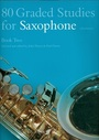 80 Graded Studies for Saxophone
