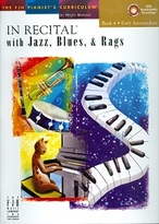 In recital with jazz, blues, & rags