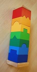 Věž různých tvarů