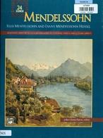 24 songs Mendelssohn