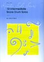 10 Intermediate Snare Drum Solos