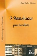 3 miniaturas