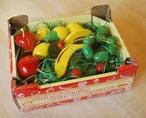 Ovoce v přepravce